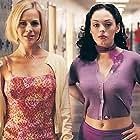 Rose McGowan and Julie Benz in Jawbreaker (1999)