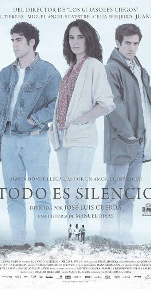 Todo Es Silencio 2012 Imdb