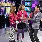 R. Brandon Johnson, Bella Thorne, and Zendaya in Shake It Up (2010)