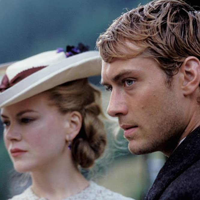 Nicole Kidman and Jude Law in Cold Mountain (2003)