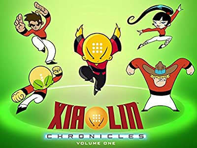 Watch high quality english movies Xiaolin Chronicles by Rudy Luna [flv]