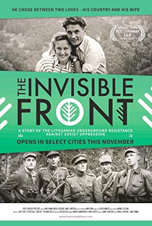 Where to stream The Invisible Front
