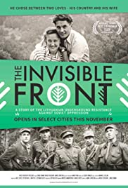 The Invisible Front Poster