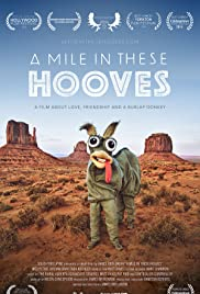 A Mile in These Hooves Poster