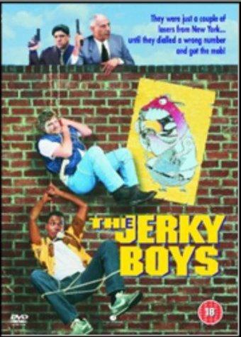 vintage 1995 The Jerky Boys original comedy poster  12036
