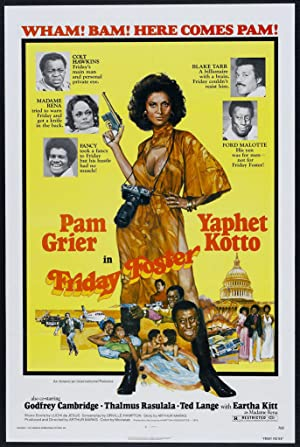 Permalink to Movie Friday Foster (1975)