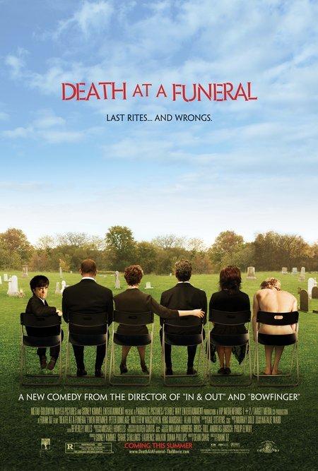 MIRTIS PER LAIDOTUVES (2007) / DEATH AT A FUNERAL