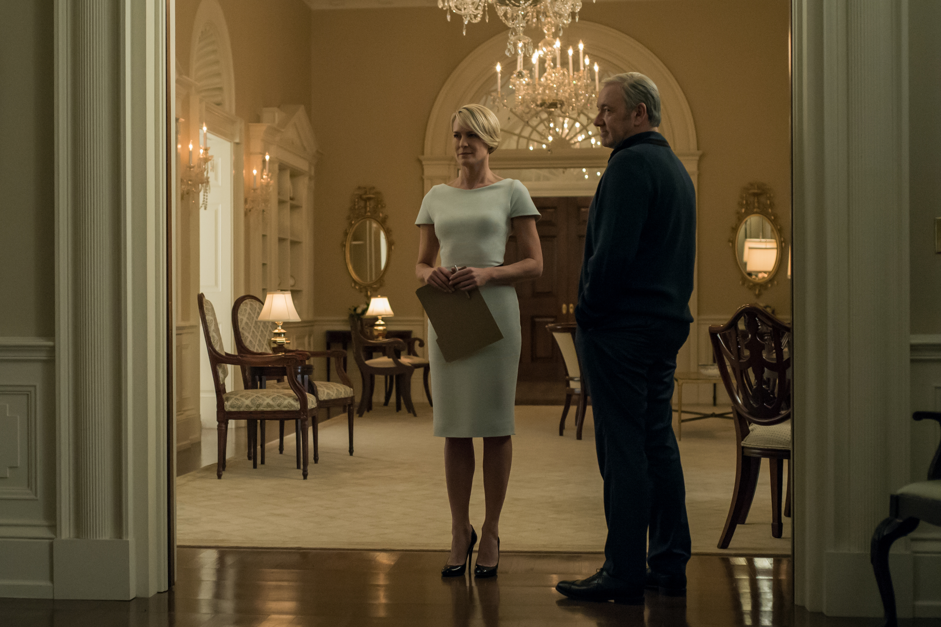 House Of Cards Chapter 51 Tv Episode 2016 Imdb