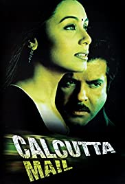 Calcutta Mail Poster