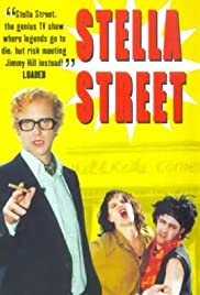 Stella Street Poster - TV Show Forum, Cast, Reviews