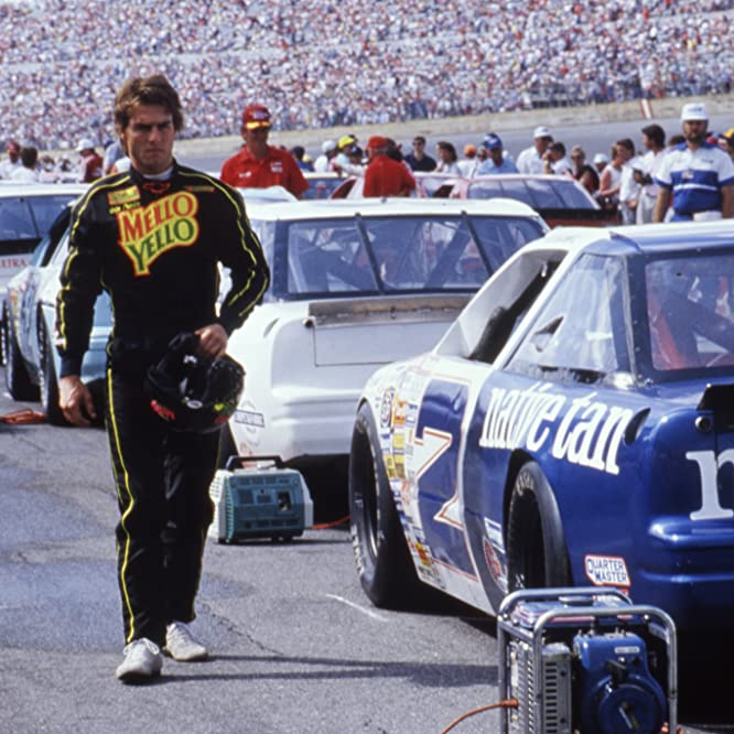 Tom Cruise at an event for Days of Thunder (1990)