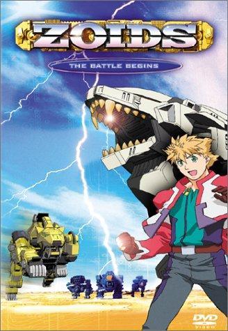 Zoids Anime Completo Latino por Mega