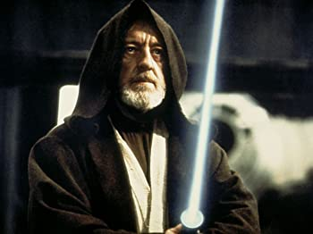 Alec Guinness in Star Wars: A New Hope (1977)