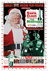 Downloadable movies dvd Santa Claus Conquers the Martians [BRRip]