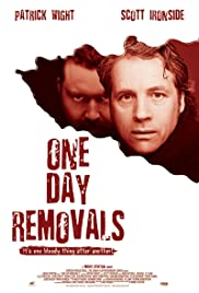 One Day Removals Poster