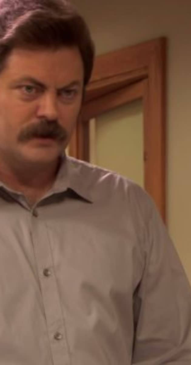 Parks And Recreation Ron And Tammy Tv Episode 2009 Nick