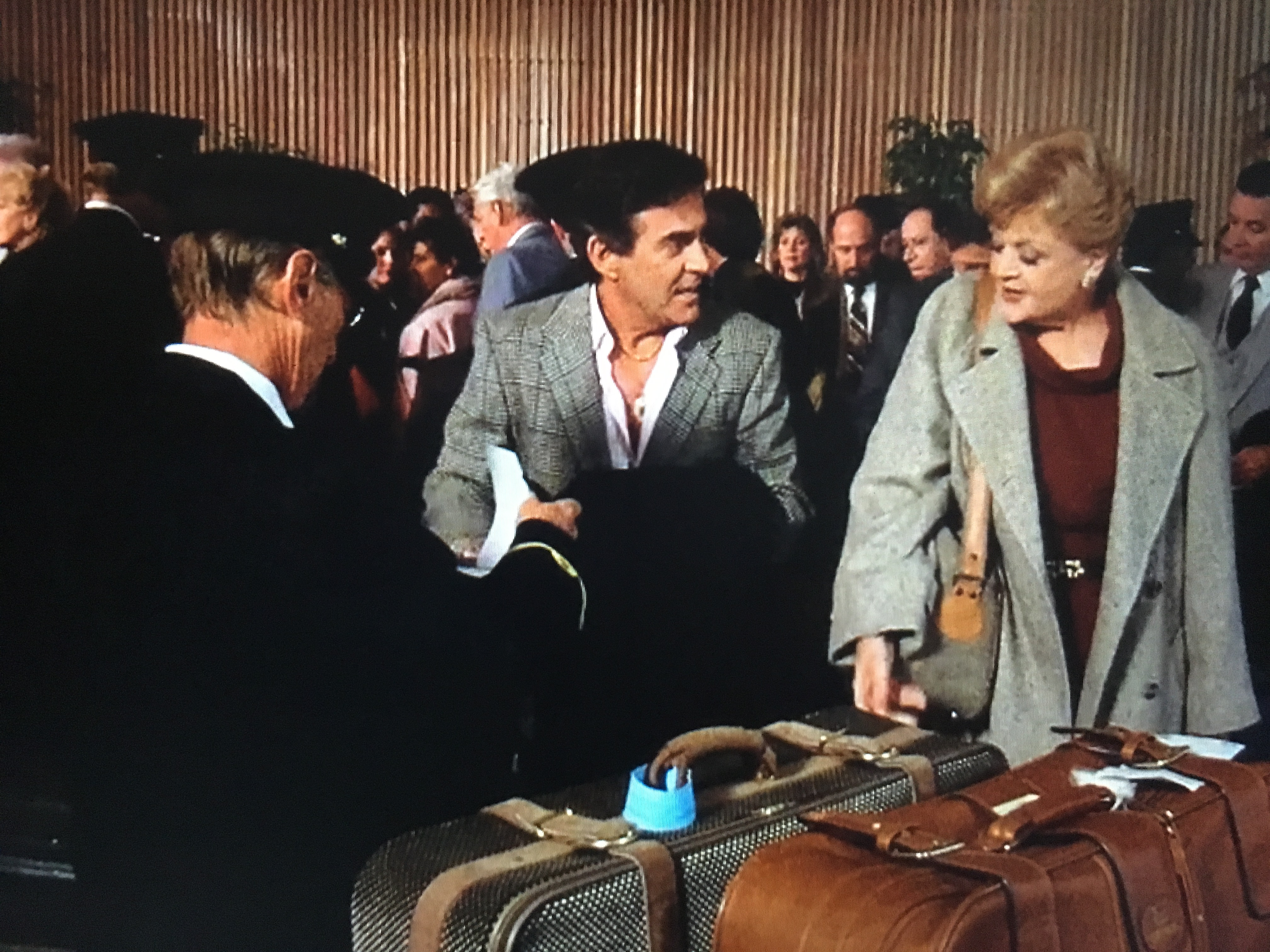 Murder She Wrote The Corpse Flew First Class Tv Episode 1987 Imdb