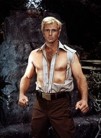 """Doc Savage,"" Ron Ely 1975/ Warner"