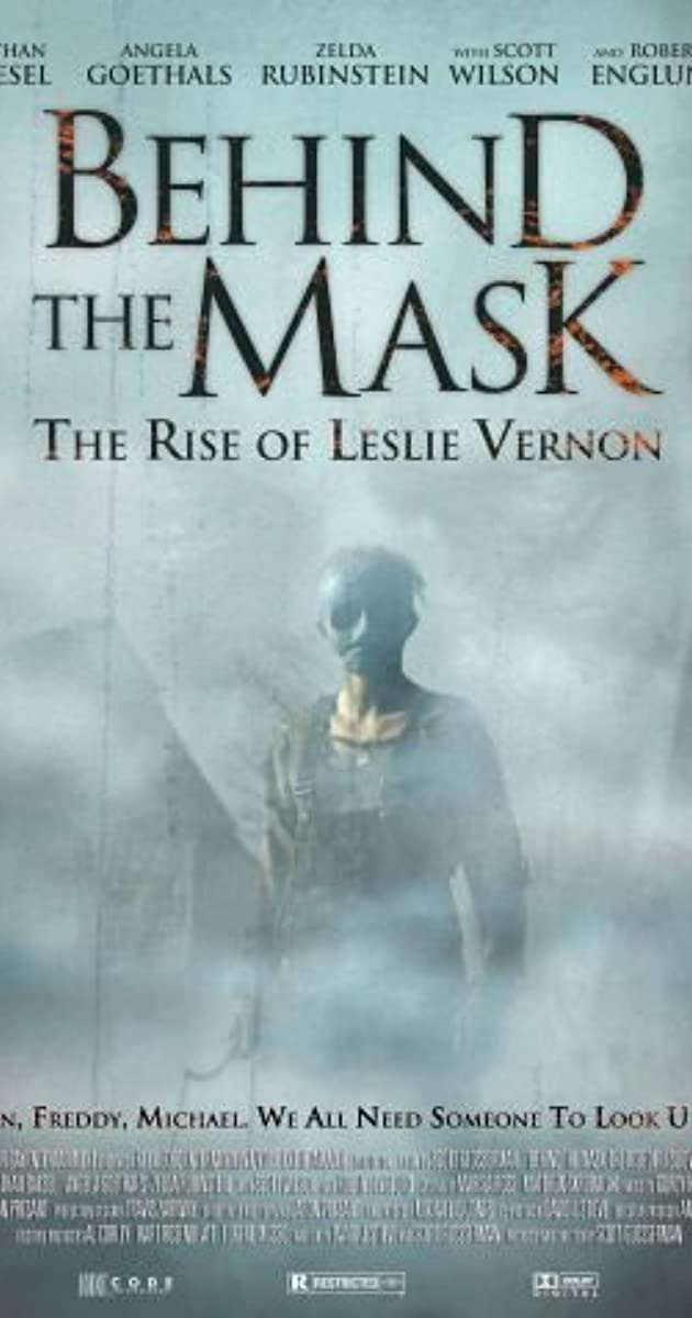 Image result for the rise of leslie vernon
