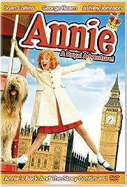 Annie: A Royal Adventure! Poster