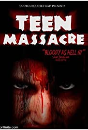 Teen Massacre Poster