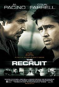 Al Pacino and Colin Farrell in The Recruit (2003)