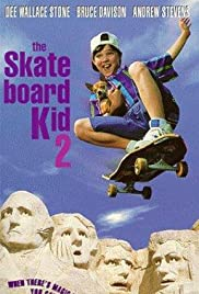 The Skateboard Kid II Poster