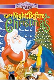 the night before christmas poster - Twas The Night Before Christmas 1974