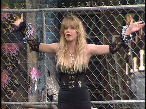 Christina Applegate in Married with Children 1986