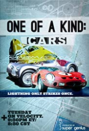 One of a Kind: Cars Poster