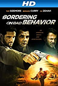 Tom Sizemore, Bernard Curry, and Oz Zehavi in Bordering on Bad Behavior (2014)
