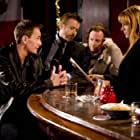 Julie Benz, David Ferry, Brian Mahoney, and Bob Marley in The Boondock Saints II: All Saints Day (2009)