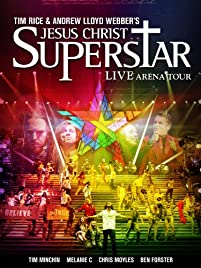 Jesus Christ Superstar: Live Arena Tour Poster