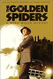 The Golden Spiders: A Nero Wolfe Mystery Poster