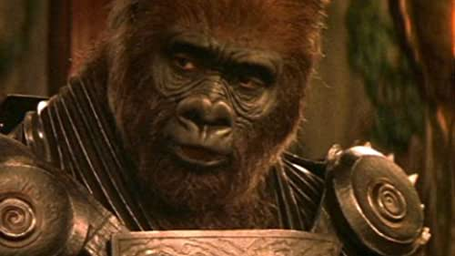 Trailer for Planet of the Apes