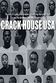 Crack House USA Poster