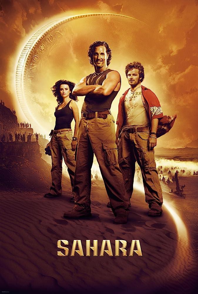 Sahara (2005) in Hindi