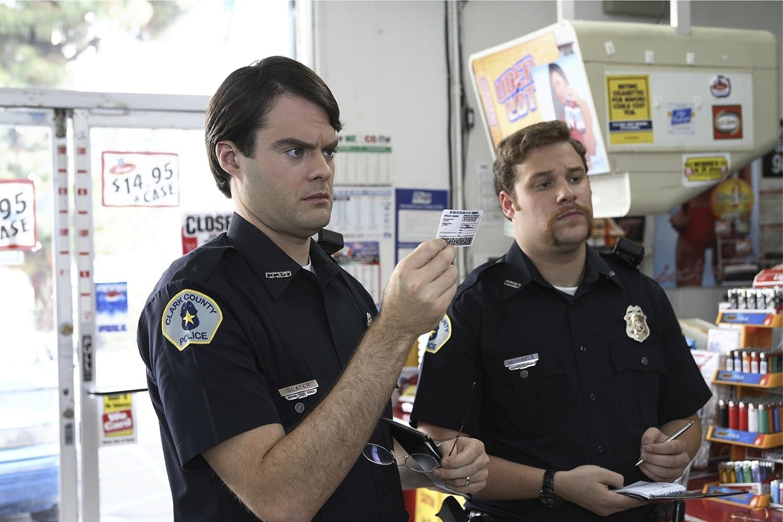 Bill Hader and Seth Rogen in Superbad (2007)