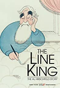 Primary photo for The Line King: The Al Hirschfeld Story