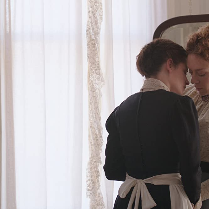 Chloë Sevigny and Kristen Stewart in Lizzie (2018)