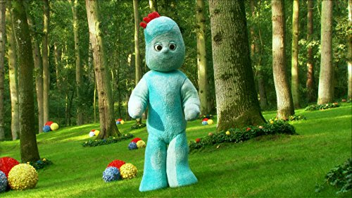 In The Night Garden The Pontipines Find Igglepiggle S Blanket