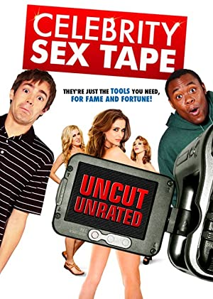 Celebrity Sex Tape film Poster