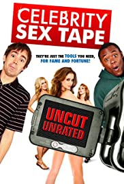 Celebrity Sex Tape (2012) Poster - Movie Forum, Cast, Reviews