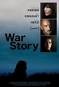 War Story (2014) Poster - Movie Forum, Cast, Reviews