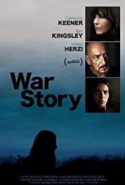 War Story (2014) Poster - Movie Forum, Cast, Reviews