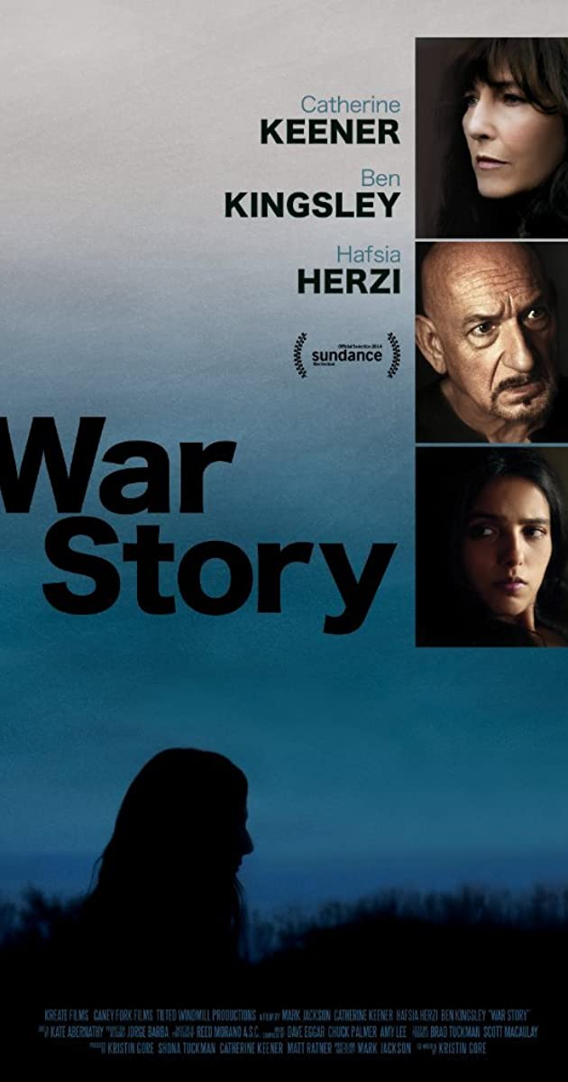 Subtitle of War Story
