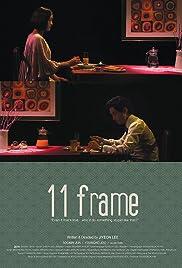 11 Frame Poster