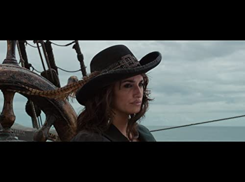 Pirates of the Caribbean: On Stranger Tides -- Trailer #2