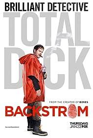 Rainn Wilson in Backstrom (2015)