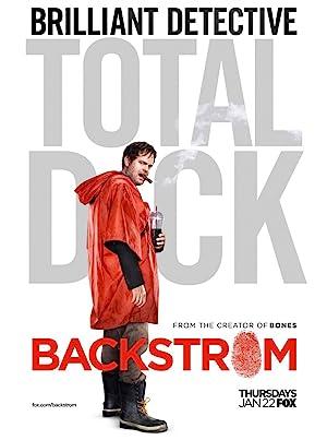 Where to stream Backstrom